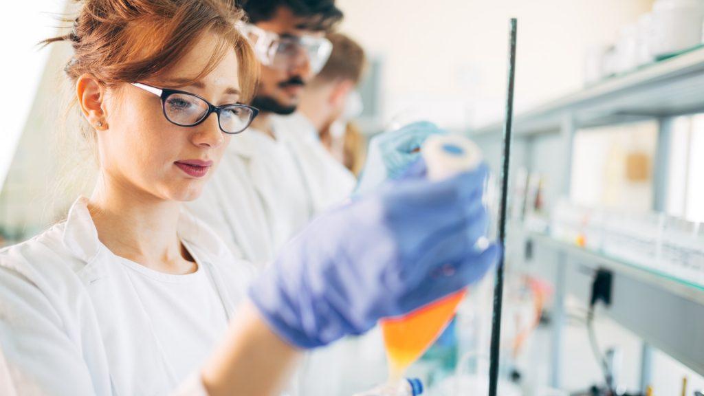 Máster en biología molecular