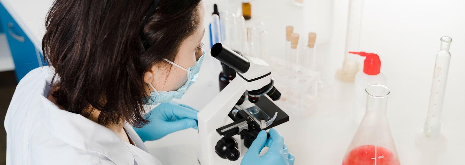 dónde estudiar un máster de biología molecular